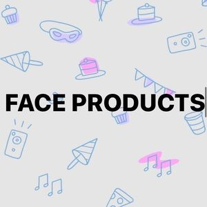 Face Products.
